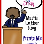 Martin Luther King Printable Pack