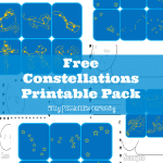 Free Printable Pack- Constellations