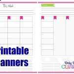 Planner Style 7