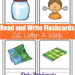 Letter A CVC Read and Write Flashcards_Page_4