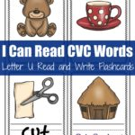 Letter U CVC Read and Write Flashcards_Page_4