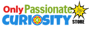 Only Passionate Curiosity Logo