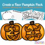 Create a Face Pumpkin Pack (1)
