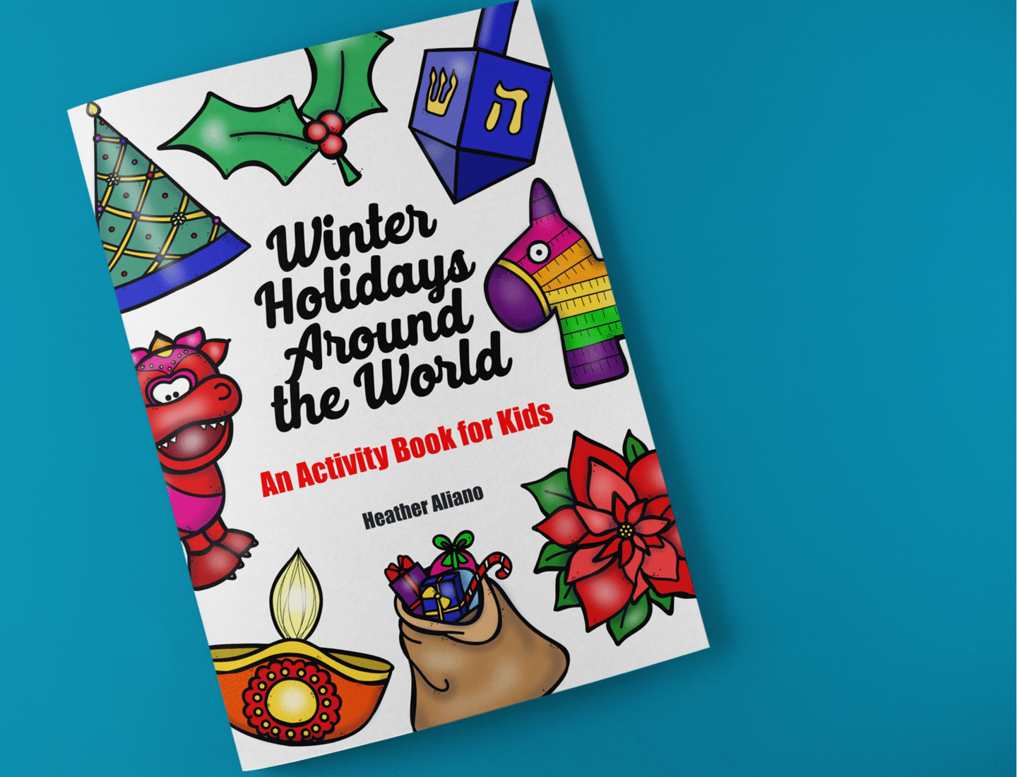Winter Holidays Around the World eBook - Only Passionate Curiosity