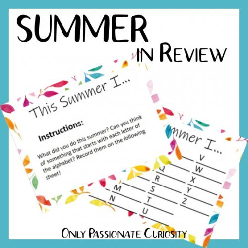 summer in review